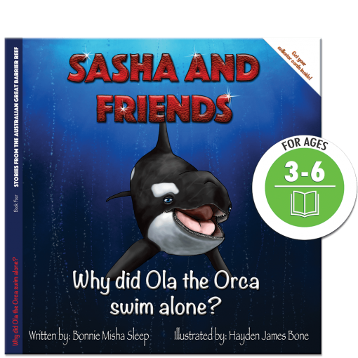 Why did Ola the Orca swim alone book