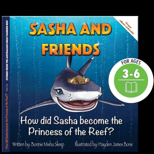 Sasha and Friends Book