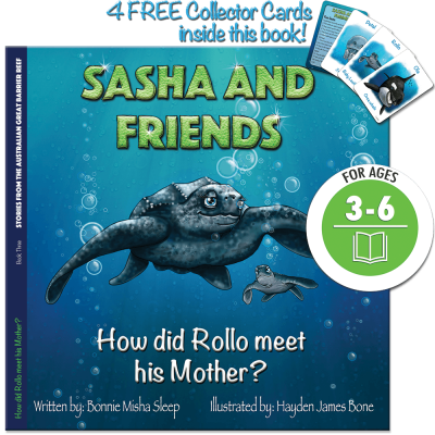 Children's Books Rollo with Cards