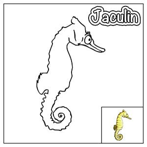 Colouring in thumbnail - Jaculin